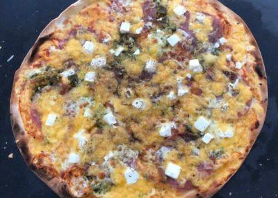 Pizza, Pizza oven